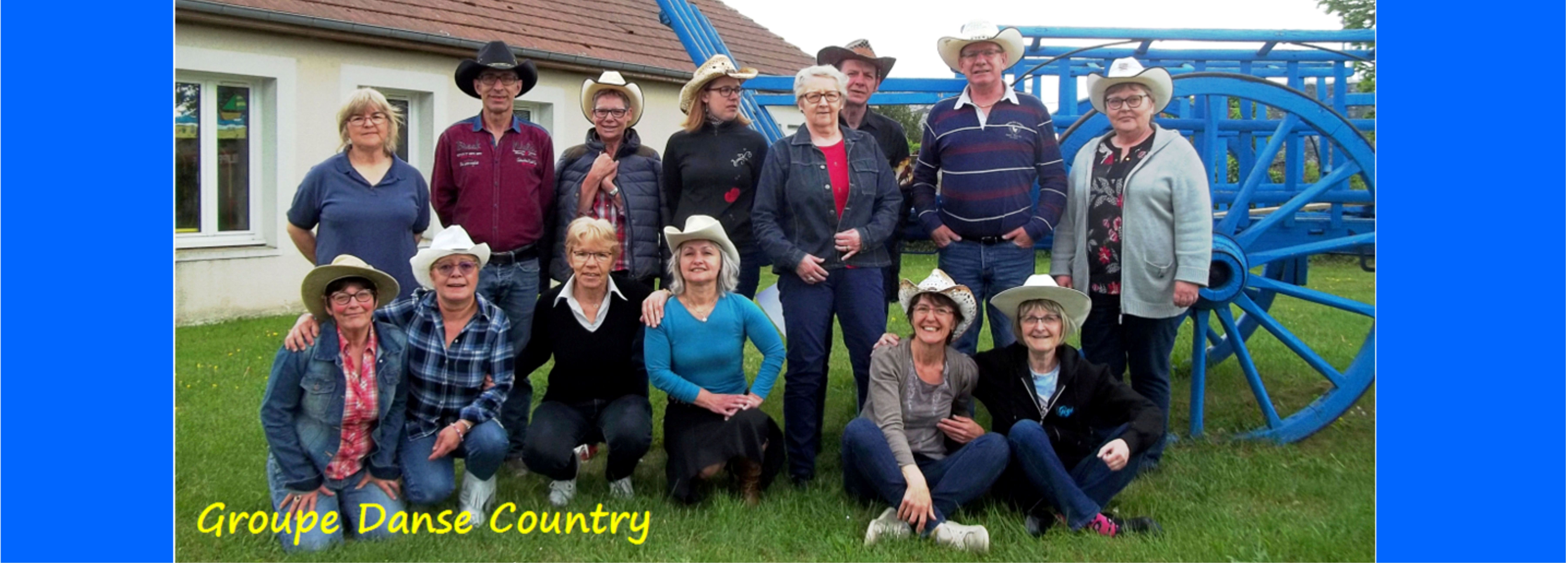Groupe country