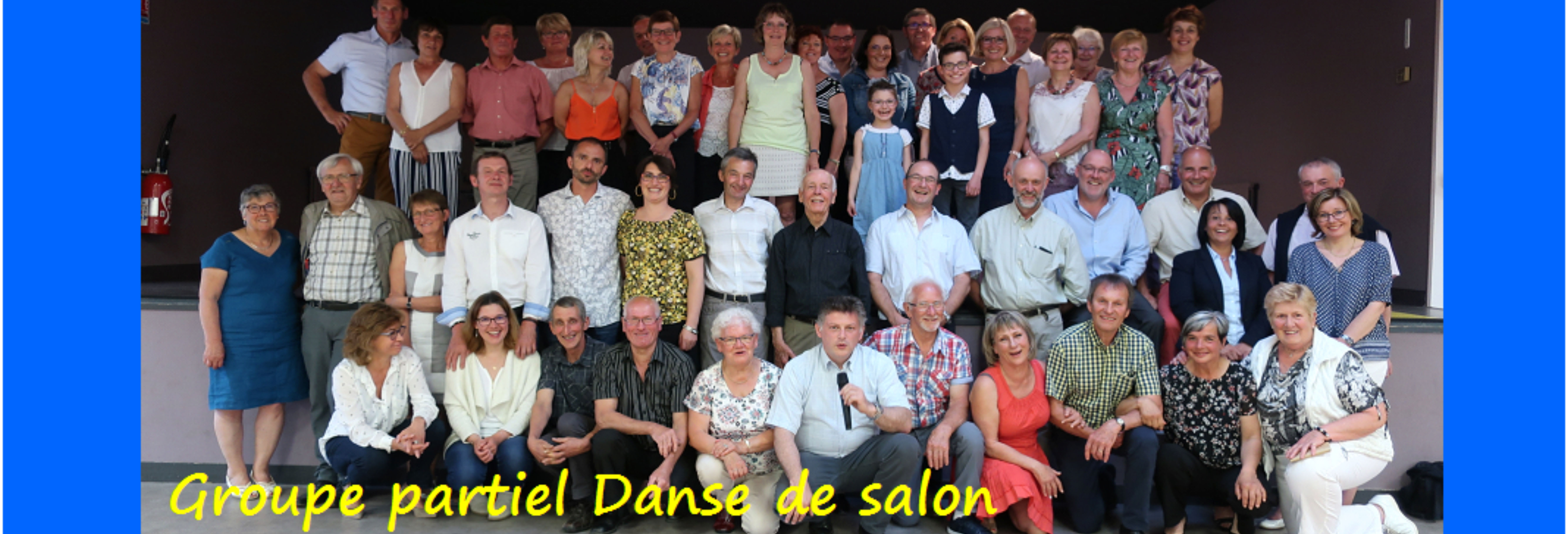 Groupe danse de salon